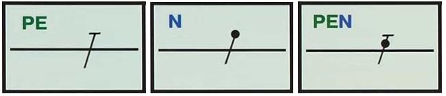 pen проводник обозначение